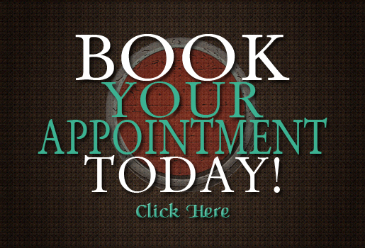 Book Your Appointment Today!