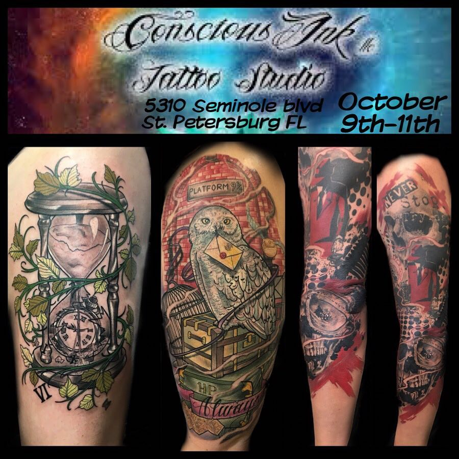 Concious Ink Tattoo Studio