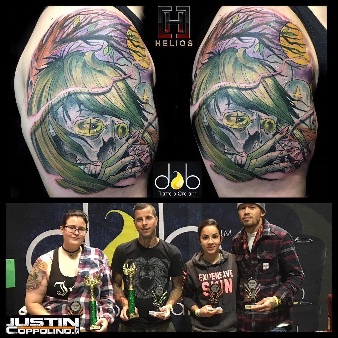 Tommy\'s Tattoo Convention Connecticut - #JUSTINTATTOO