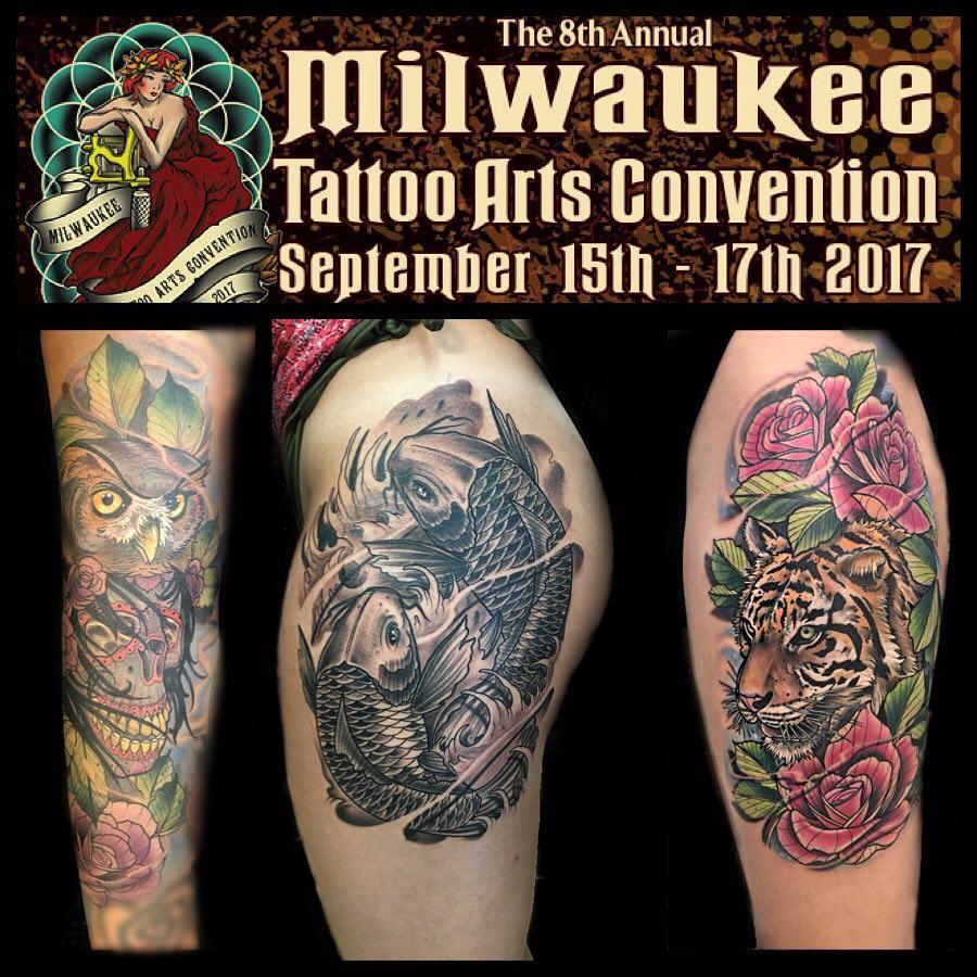 8th Annual Milwaukee Tattoo Arts Convention